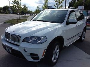 2012 BMW X5 35d DIESEL PANO ROOF-NAV-CAMERA
