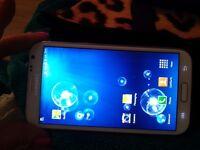 Samsung Galaxy Note ii 2 N7100 Mobile Smart Phone