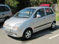MATIZ 1.0 SE, JUST 30000 MILES FROM NEW, A/C, LOW INSURANCE, 65 MPG, LONG MOT, PART-EXCHANGE WELCOME