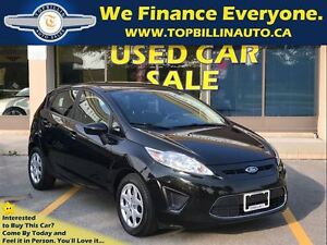 2012 Ford Fiesta SE Auto, Bluetooth, ONLY 50K