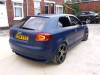 For sale AUDI A3 SPORT S3 REPLICA 54 PLATE PX AVAILABLE