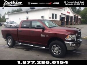 2017 Ram 2500 SLT | DIESEL | CLOTH | HEATED SEATS |