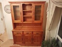 Bespoke Hand Made Solid Pine Welsh Dresser