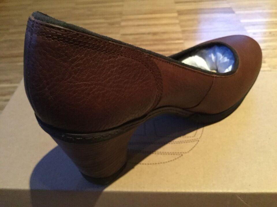 TIMBERLAND Strathm HGTSP Pump Leder Damen Schuhe Gr. 41,5 **NEU**