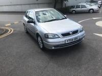 2004 Vauxhall Astra SXI