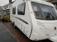 2007 Swift Charisma 560 Touring Caravan with motor mover