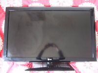 """LG 42LD450 42"""" 1080p HD LCD television."""
