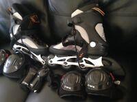 K2 brand new inline skates