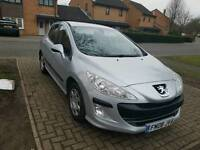 Peugeot 308 car for sale in good condition