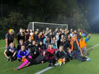 FUN AND FRIENDLY WOMENS AND GIRLS FOOTBALL TEAM IN LONDON
