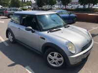2003 MINI ONE 1.4L DIESEL FULL SERVICE HISTORY EXCELLENT CONDITION LONG MOT DRIVES LIKE A DREAM