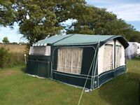 Pennine Group Conway Countryman Folding Camper