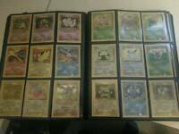 180 pokemon cards including charizard, dark charizard and more