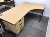Office desks x8