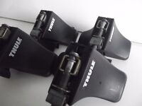 Thule Rapid 750 (old 754) Foot Pack For Roof Bars