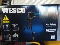 Wesco Portable Workstation jawhorse (brand new & unopened)