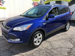 2016 Ford Escape SE, Automatic, Leather, Back Up Camera, 4WD