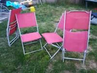 Garden chairs 4