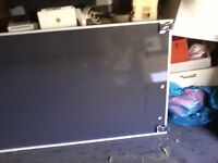 Full Length Classic Mirrored Sliding Doors