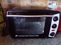**Compact/ mini oven toaster and grill **