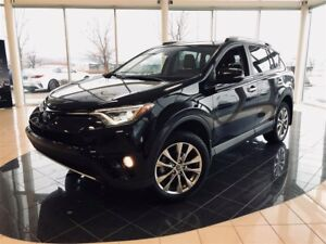 2016 Toyota RAV4 *NOUVEL ARRIVAGE* Limited