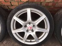 HONDA CIVIC 2010 TYPE R ALLOY WHEELS AND OTHERS PARTS AVAILABLE