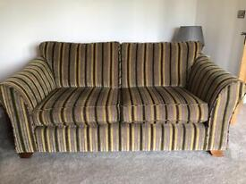 Marks and Spencer large 2 seater sofa immaculate