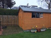Does your fence, shed or garden furniture need painted?