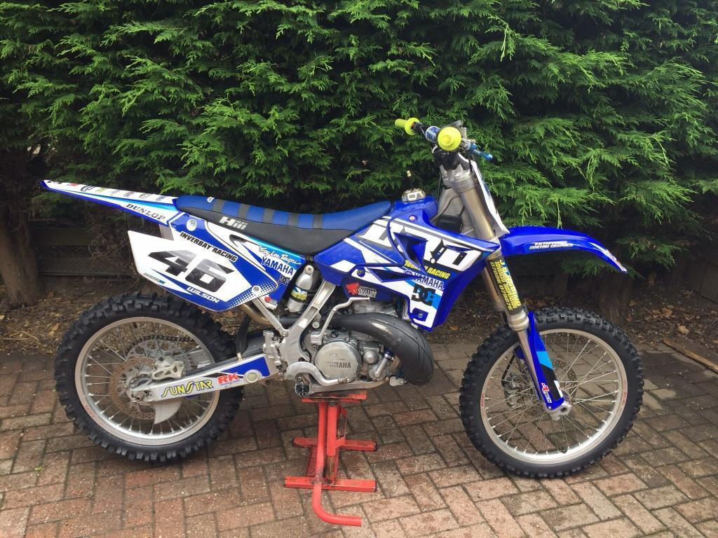 yamaha yz 250 2005 in morpeth northumberland gumtree. Black Bedroom Furniture Sets. Home Design Ideas