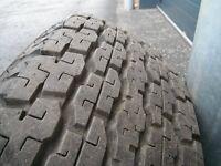 Nissan Navara Wheel with tyre 265 70 16