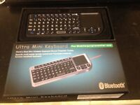 Mini Bluetooth Keyboard and mosusepad. Ideal for Phones and Android TV Devices!
