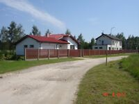 New Bright Warm House in Latvia Quiet Area 10 miles to Riga!