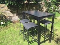 Bar Garden Table