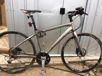 Trek 7.5FX Hybrid bike