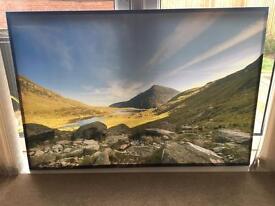 Snowdonia canvas