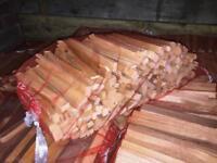 Kindling £2.50 a bag wood burners, fires