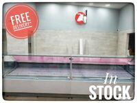 604cm Serve Over Counter Display Fridge N4208/09GY £6200+VAT CARMEN