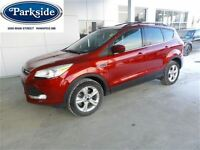 2013 Ford Escape SE 4WD 201A 2.0 Ecoboost Local one owner trade-