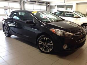 2016 Kia Forte Koup 2.0L EX w/SunroofLOW KMS/1 OWNER LOCAL TRADE
