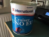 Cruiser UNO EU Antifoul Navy 3L unused