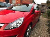 Vauxhall Corsa SRi 1.4 vx kit bodykit 12 month mot just serviced