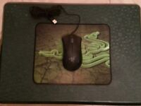 Razer DeathAdder Chroma Mouse + FREE Razer Mousepad!