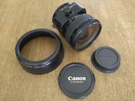 Canon TS-E 45mm f 2.8 Tilt Shift lens