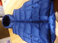 Brand New Stone Island Down Hooded Gilet