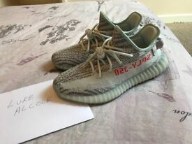 Yeezy blue tint size 8 £150 if gone today!