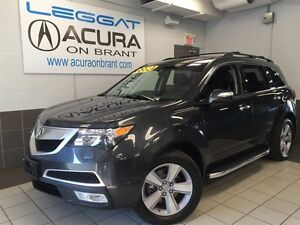 2013 Acura MDX TECH   ONLY69000KMS   UTILITYPKG   NOACCIDENTS  