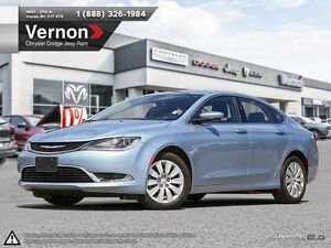 2015 Chrysler 200 Limited FWD SIRIUS XM | AUX-IN
