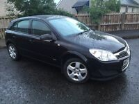 June 2008 Vauxhall Astra Cdti Club Finance From Only £99 Per Month 6 Months Warranty