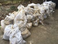 Free soil/clay to collect from Raynes Park