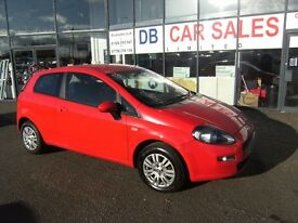 2013 13 FIAT PUNTO 1.4 EASY 3d 77 BHP **** GUARANTEED FINANCE **** PART EX WELCOME